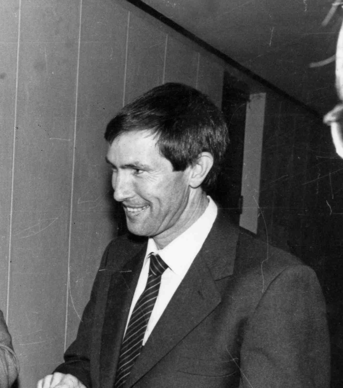 Corrupt Detective Malcolm Thomas