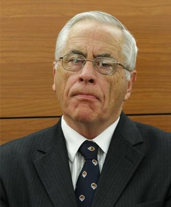 In the Dock: Sir Dodgey, Douglas Graham