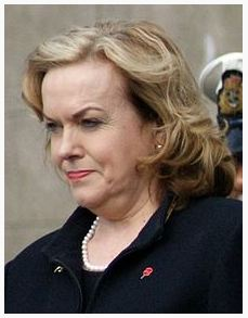 Judith Collins, a Bulldog for a Minister