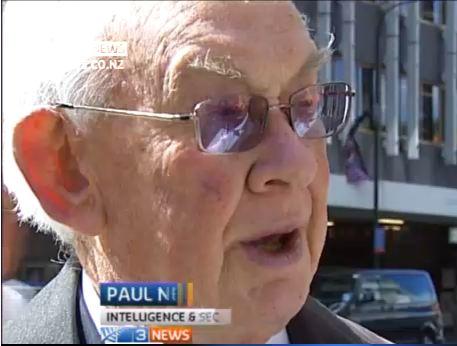 Justice Paul Neazor, like John Key ever so forgetful, unlike Key understandably so having been wheeled in from an Alzheimer's unit,