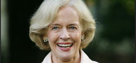 Australian Governor General Quentin Bryce