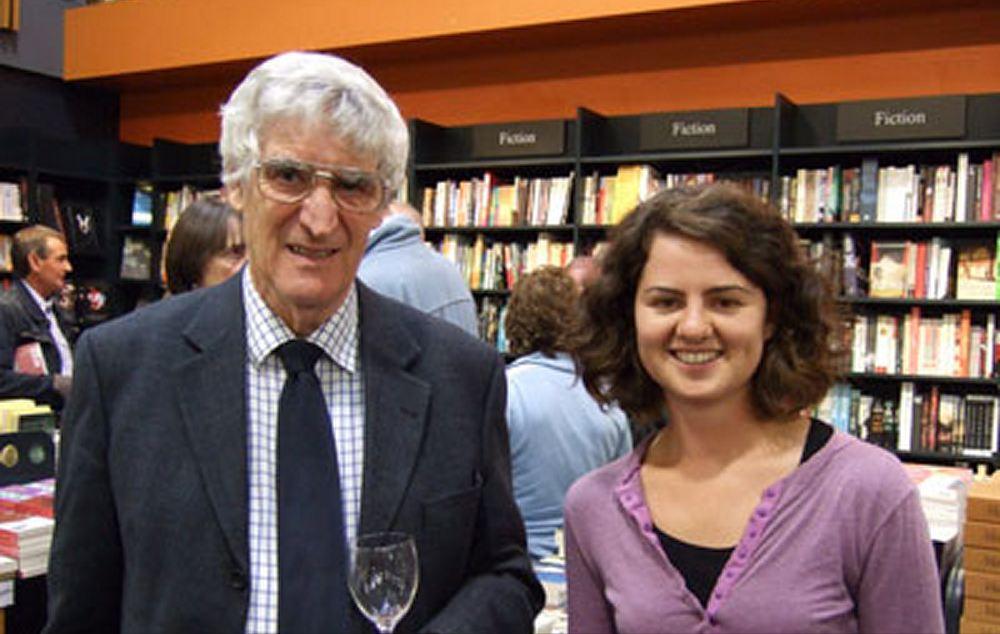 Dr Rosemary Baird (Right)