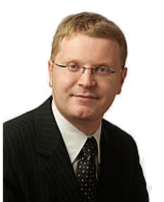 Counsel for Peter Gibbons, David Robinson