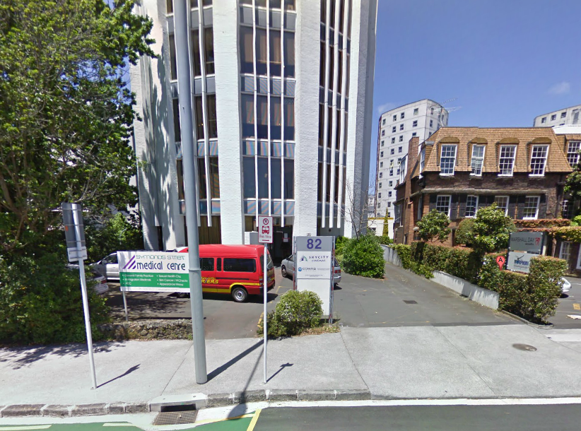82 Symonds Street, Auckland, New Zealand
