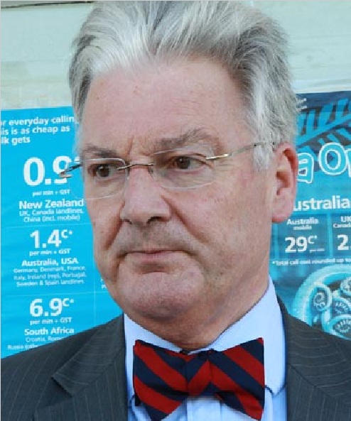 "Peter Dunne, ""I'm not the leaker"""