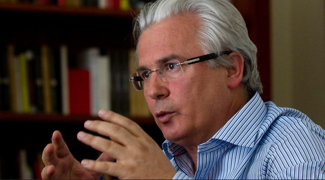 Wikileaks Legal Director and former Judge, Mr Baltasar Garzon