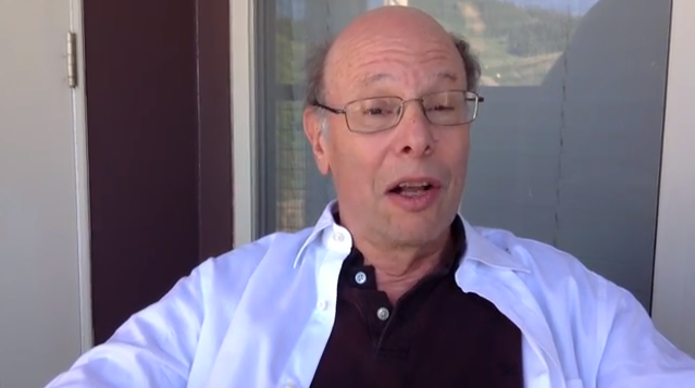 Professor emeritus Michael Ratner