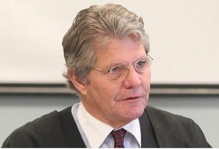 Crown Prosecutor Ross Burns