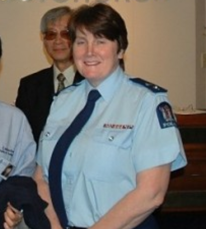 Superintendent Sandra Manderson