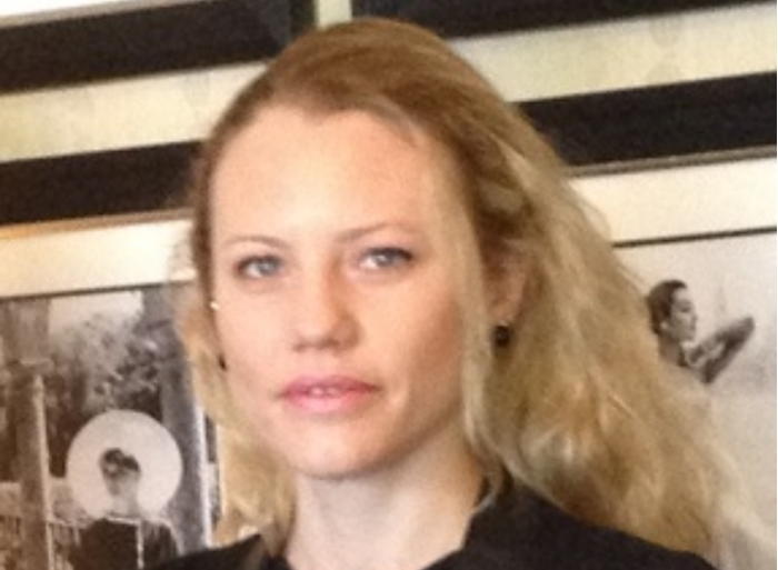 Wikileaks Section Editor Sarah Harrison