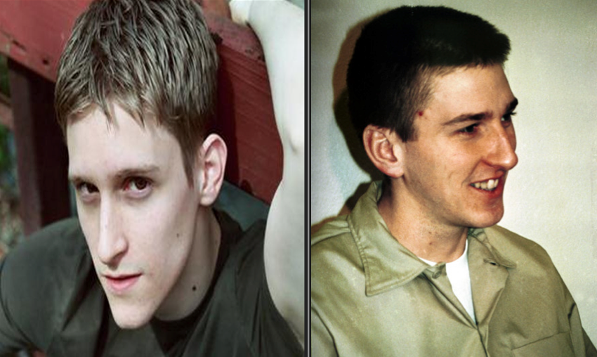 Brother in arms - scary resemblance indeed – Snowdon can't be McVeigh? – but they had the same cause just different methodology.  Both were hunted – till now Snowdon remains free thanks to the Russians, but he will face American justice as Osama did – shot dead in a country where the Americans did not have permission to enter.