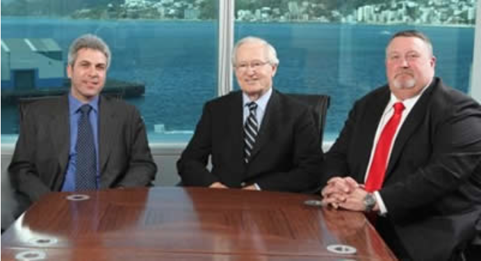 Rt Hon Jim Bolger (Centre) was the Prime Minister of New Zealand from 1990 - 1997. During his time as Prime Minister, he was known for transforming the New Zealand economy from having the lowest growth rate among the 29 OECD nations, to having one of the highest.   He then served as New Zealand's ambassador to the United States from 1998 until 2002. Well respected nationally and internationally, he was made a member of the Order of New Zealand in 1997, which is New Zealand's highest honour.  A member of the Trustees Executors Board since 2005, he was appointed Chairman in October 2006. He is also Chairman of a number of other Boards including the Gas Industry Company, the International Advisory Board of the World Agricultural Forum, and the NZ/US Council. In addition to these roles, he is also Chancellor of the University of Waikato.