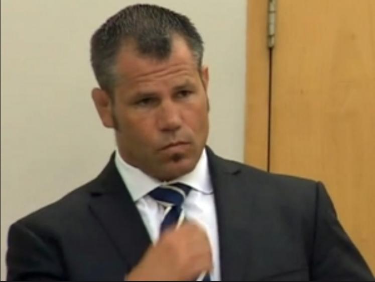Police prosecutor Timothy Sarah