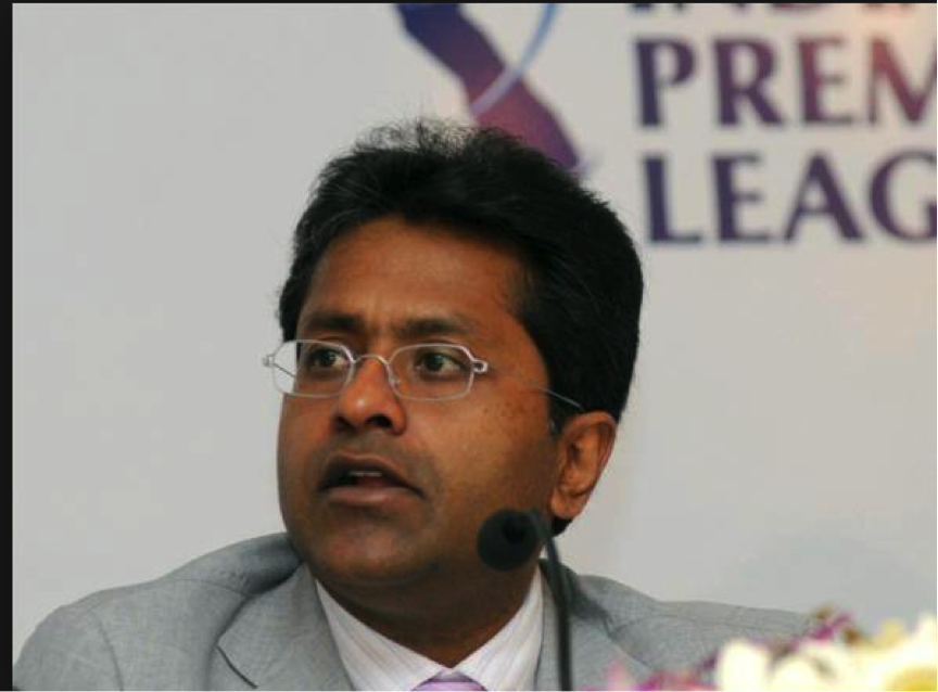 Lalit Modi, a man that might be ninety thousand pounds heavier – in the wallet – and his named cleared if Cairns is charged, and new evidence published.  Imagine the spin that would be created in the Indian media.