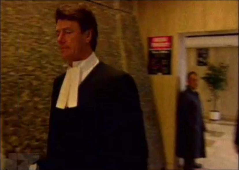 Bent Christchurch Crown Prosecutor Brent Stanaway Ellis trial 1993
