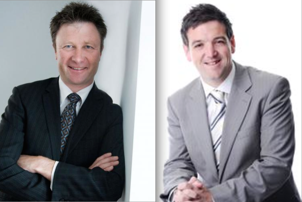 Martin Honey - What is it with these Kiwi Ray White agents they all seem to be on a lean - Arron Drever