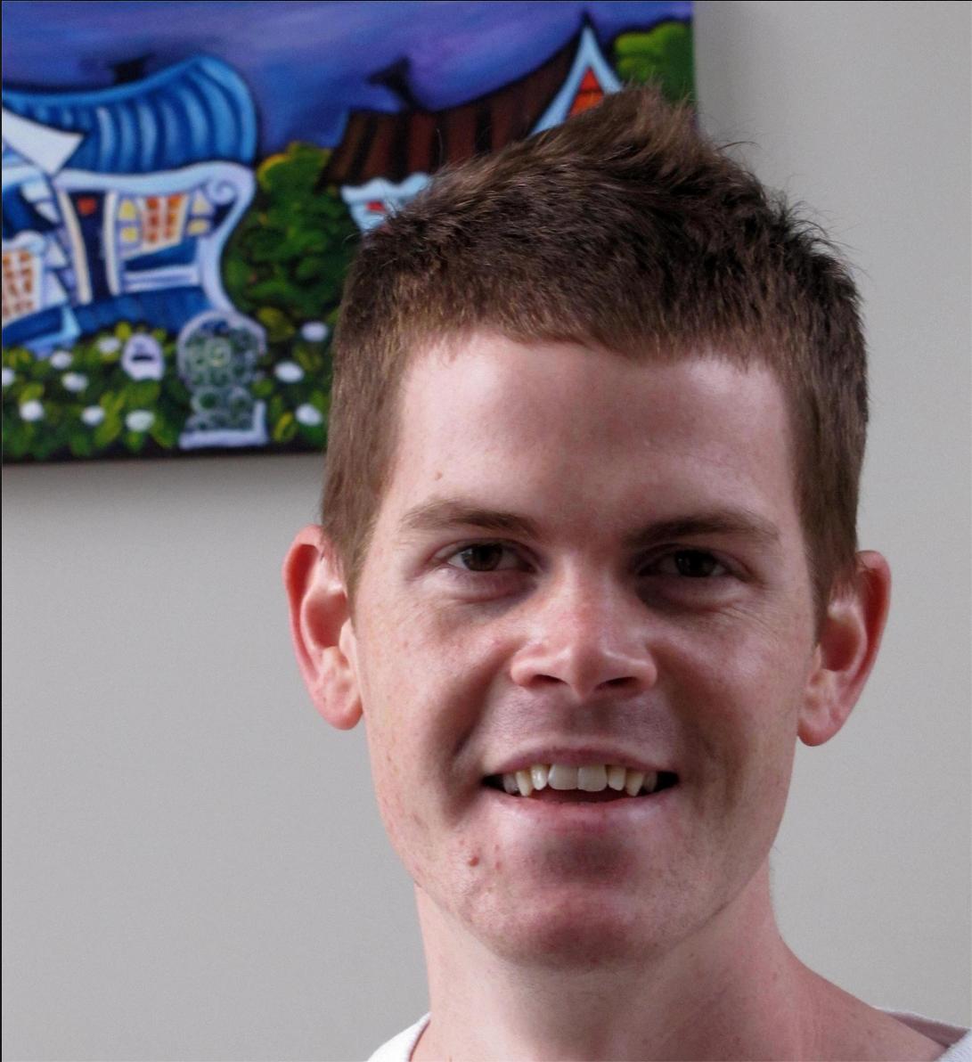 """Aaron van Delden, his dad Michaels mate Gerald, the REAA Senior investigator, had the """"inside"""" story."""
