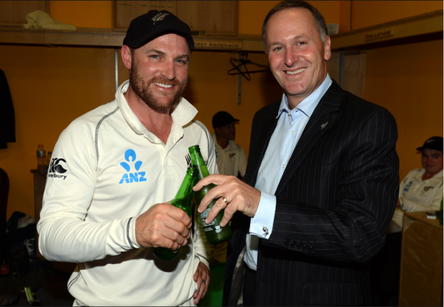 "Brendan ""Judas"" McCullum has friends in high places that love a quick buck or a couple of hundred thousand quick bucks pulling the wool over peoples eyes. Key should announce a commission of inquiry in order to out all of the cheats in New Zealand sport."