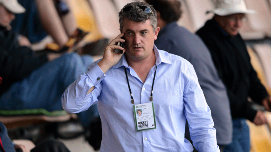"""New Zealand Cricket media masturbator and fucknuckle Heath Mills wants the leak found. """"Fuck Fuck Fuck– yeah I know that little cunt McCullum handed your balls on a plate, but remember keep my name out of it – right – and we will do everything we can. As an aside any bets that I should be making"""""""