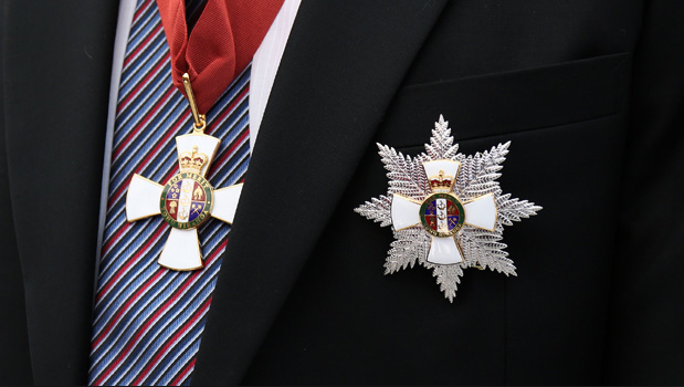 Seems that these little beauty's aren't worth the shit metal they're stamped from. NZ order of Merit? Pigs arse...its become little more than the NZ National party's exclusive lifetime achievement award.