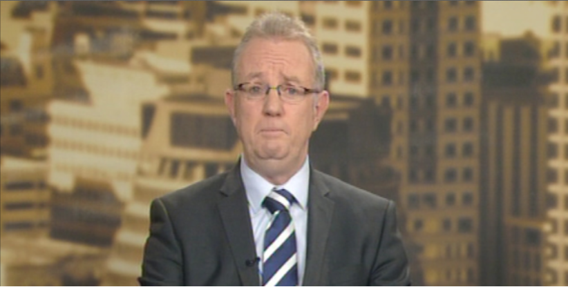 Greg O'Connor Police Association drop-kick