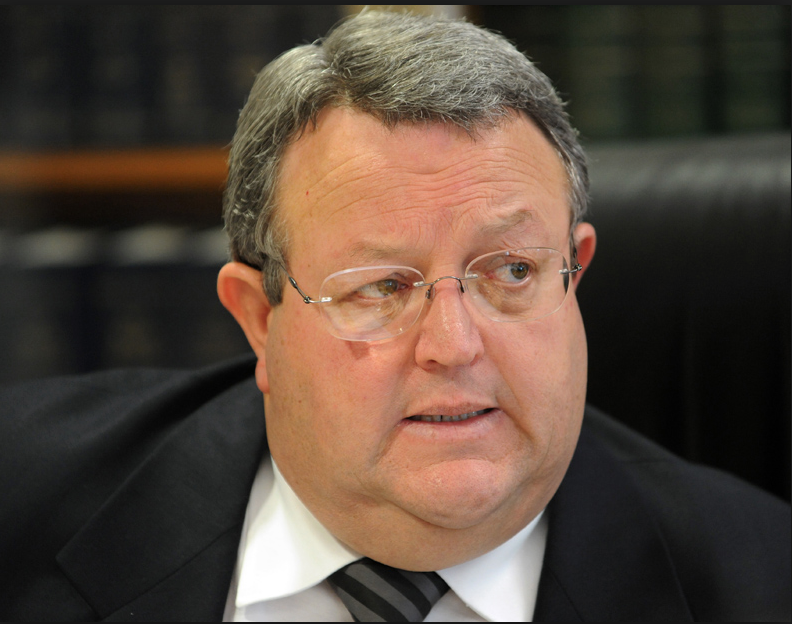 Lard-arse and National party MP Gerry Brownlee heading the charge to keep Banks in the chair until September election