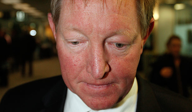 Corrupt National MP Nick Smith, used the Natinal party's revolving parliamentary door.