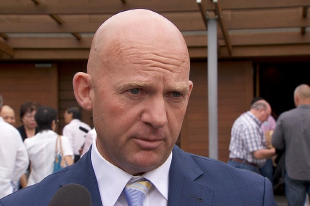 ACT Party leader Jamie Whyte, is he to be the next victim of John Banks arrogance?