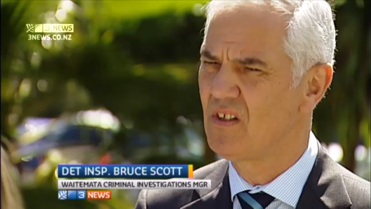 Detective Inspector Bruce Scott, Waitamata Investigations Manager -whats this cop been hiding? So many cases, Roast Busters being just one, that have become a problem for the police and Inspector Scott is always to be found lurking behind the scenes.
