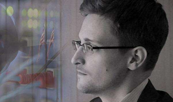 NSA Whistle-Blower Edward Snowden