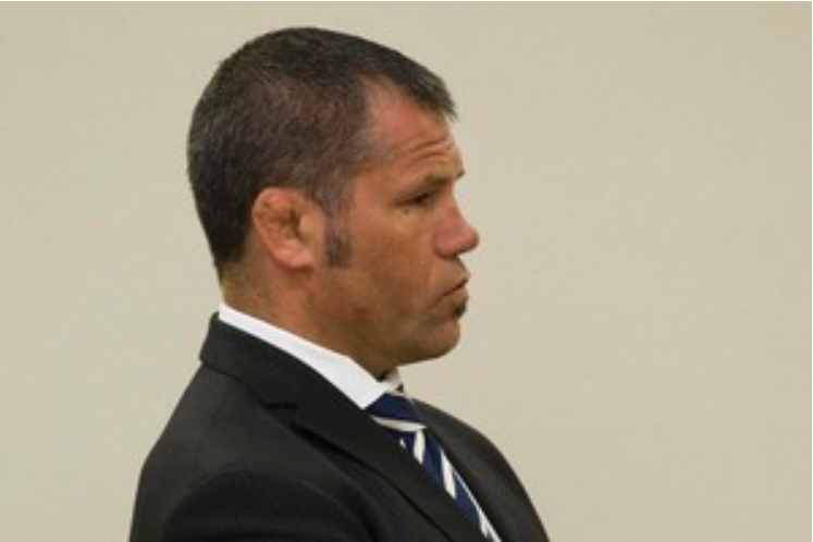 Confidential intelligence was leaked by two police staff to people running the country's largest Ecstasy ring. Name and occupation suppression for police prosecutor Timothy John Russell Sarah (Above) and Darren Ian Hodgetts was eventually lifted in the Auckland District