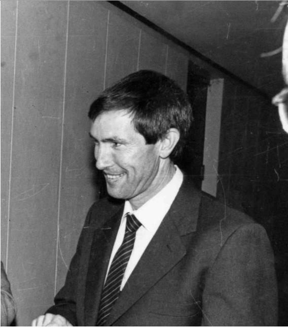 Corrupt detective Malcolm John Thomas