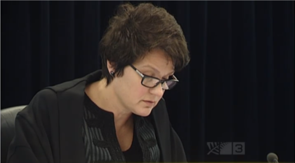 New Zealand High Court Judge Helen Winkleman is playing a high stakes game of cat and mouse