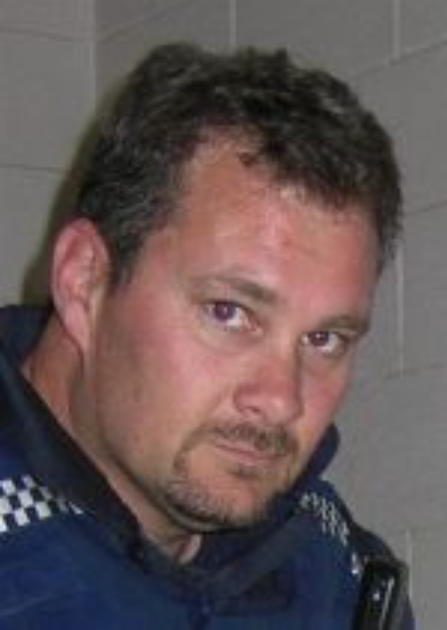Cetral Otago Police Officer Dave Greave, quitely allowed to slip out the back door before the shit hit the fan?