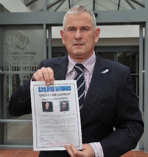 Detective Sergeant Derek Shaw