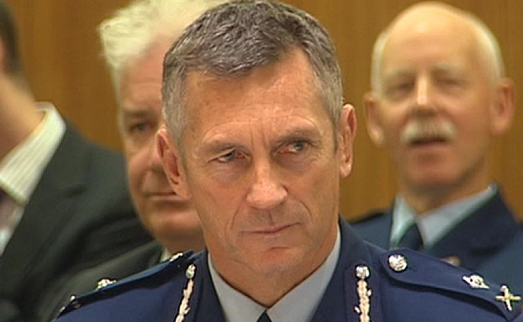 New Zealand Police Commissioner Mike Bush, Why is it that unlike other police forces with a history of corruption the Kiwis refuse to acknowledge the evil within?
