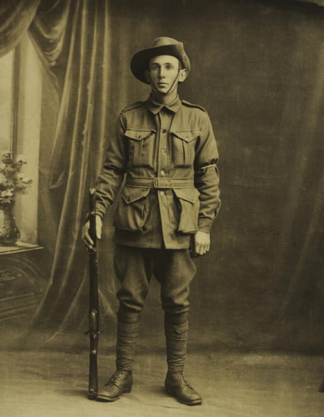 Birth place: Bingara, New South Wales, Australia Death date: 12 November 1917 Death place: Belgium Final rank: Private Service number: 7005 - Private First World War, 1914-1918 Unit: 3rd Australian Infantry Battalion