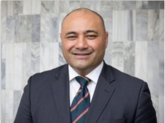Peseta Sam Lotu-Iiga, the current Minister responsible