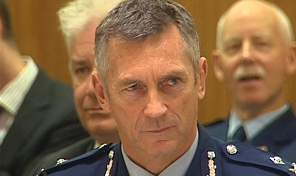 New Zealand Commissioner of Police Mike Bush will be rubbing his hands with glee and the New Zealand Parliament has just added another weapon to his already large arsenal of