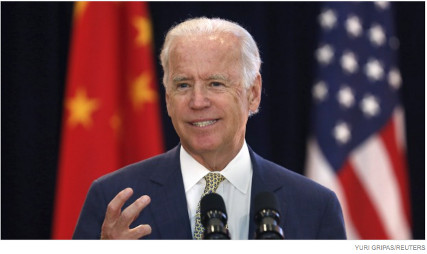 """Our nations - the United States and New Zealand - and our people have always been bound together by the common commitment to the democratic, open and prosperous and secure world"", said Biden."
