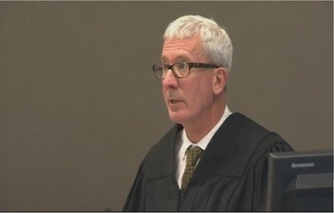 District Court Judge David McNaughton