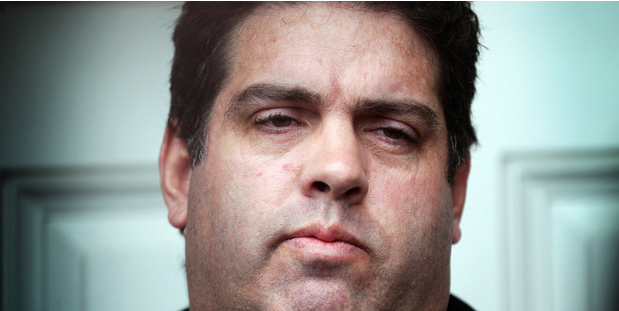 Cameron Slater in August. He is being sued by former Hell Pizza boss Matt Blomfield. Photo / Doug Sherring