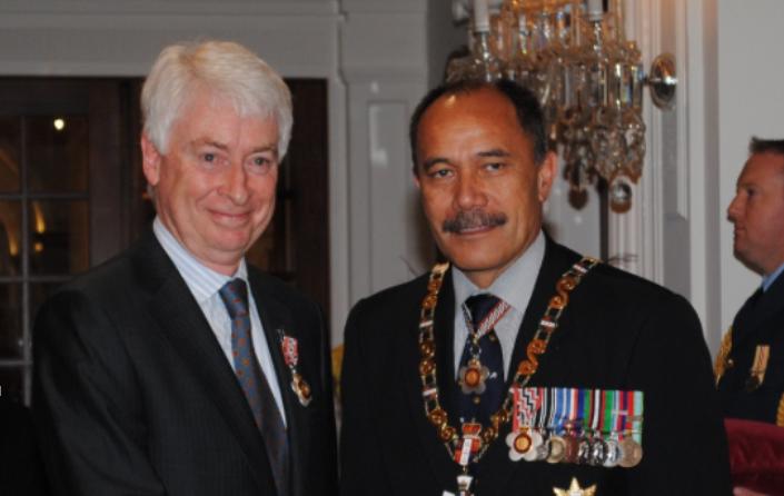 REAA Tribunal Chair, Paul Barber DCJ retired