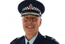Bay of Plenty District Commander Superintendent Andy McGregor