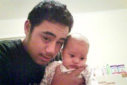 17 year old father Halatau Naitoko, shot dead by a police officer that was not named, and who police may not have been able to identify in any event.
