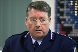 New Zealand Police Commissioner Howard Broad - despite the allegations of corruption involving Child sexual abuse Broad was later appointed Chair of Paula Bennets CFFs Inquiry