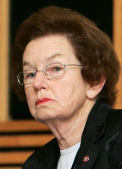 "Dame Margaret Bazley, Chaired New Zealand ""Claytons"" inquiry into police coduct."