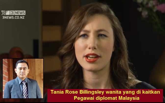 Alleged victim Tania Rose Billingsly
