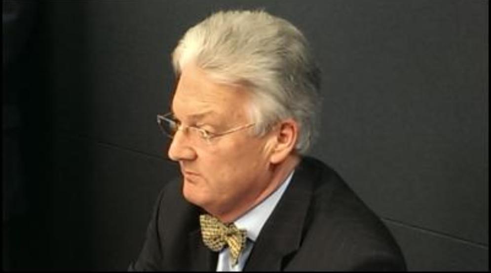Gutless whistleblower Peter Dunne MP