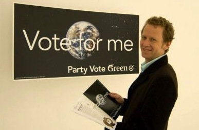 """Australian Russell Norman - Unlike the Labour twats above, Norman exudes integrity and ability – a real contender to put the New Zealand Greens on the Global stage"""